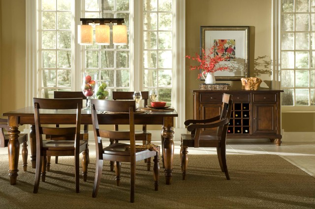 Mirada Dining Traditional Dining Room Philadelphia By Mealey 39 S Furniture