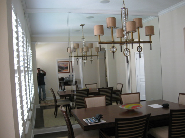 Merveilleux Example Of A Classic Dining Room Design In Tampa