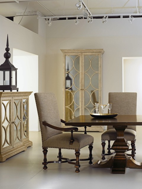 mirrored dining room bernhardt furniture dining room