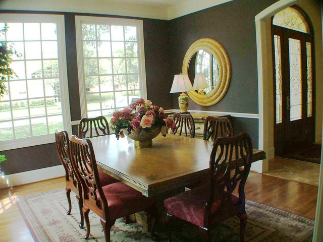 Miscellaneous traditional-dining-room
