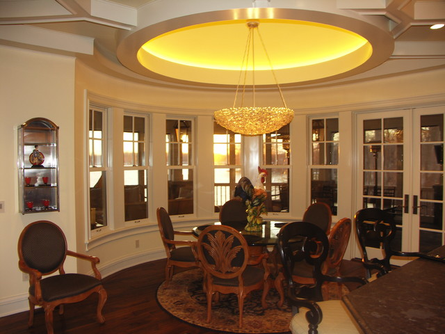Miscellaneous Homes traditional-dining-room