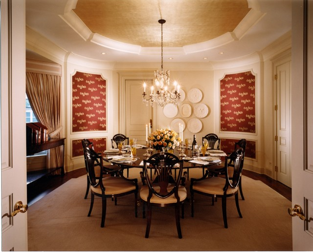 Miscellanous Projects traditional-dining-room