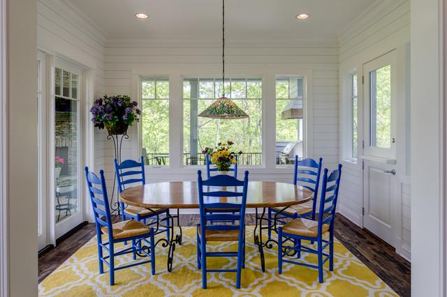 Misty Meadow farmhouse-dining-room