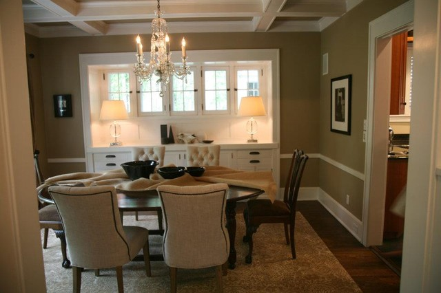 Mix and Match contemporary-dining-room