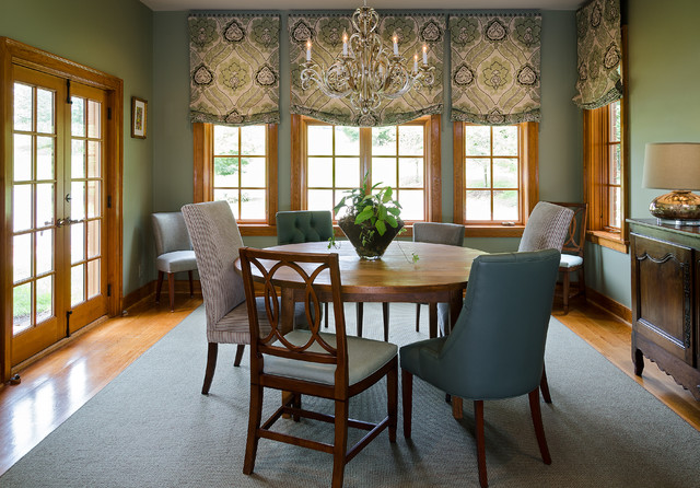 Manakin Sabot Dining Room traditional-dining-room