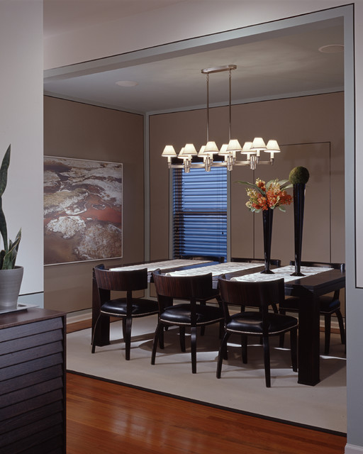 MJ Lanphier modern-dining-room