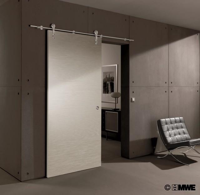 barn door hardware modern dining room miami by bartels doors hardware