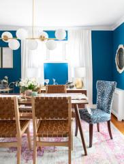 New This Week: 5 Dashing Dining Rooms