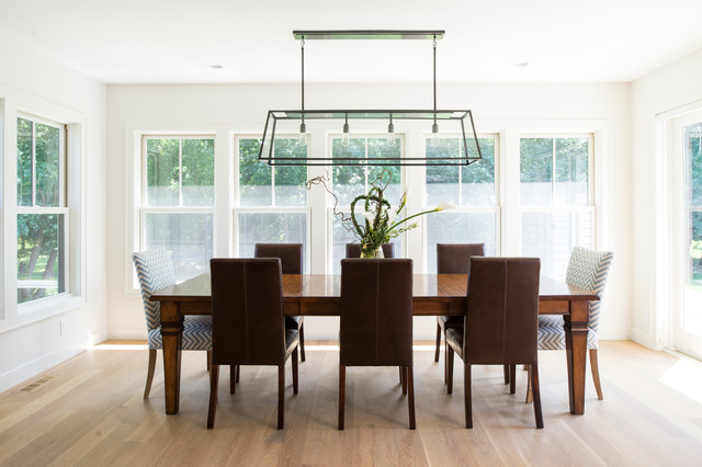 Great Modern Cape Cod Beach Style Dining Room Part 15