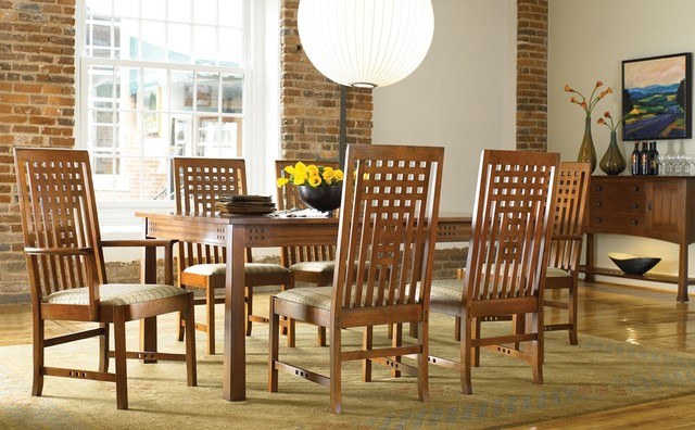 modern collection stickley furniture modern dining