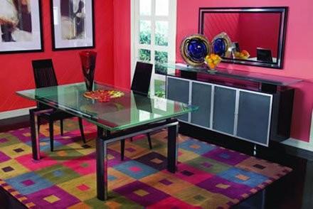 Modern, Contemporary Custom Furniture contemporary-dining-room