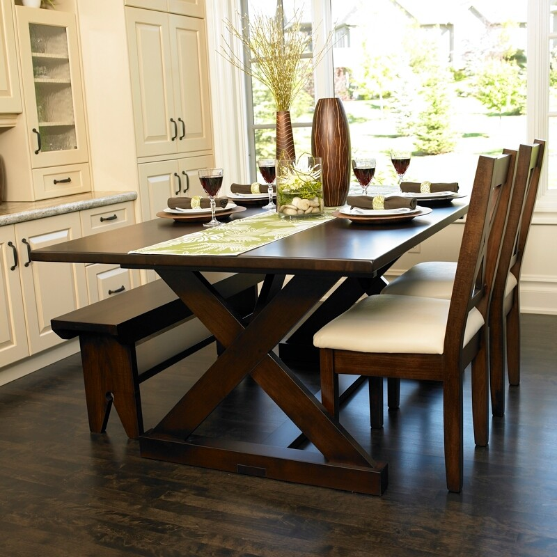 Elegant dining room photo in Other