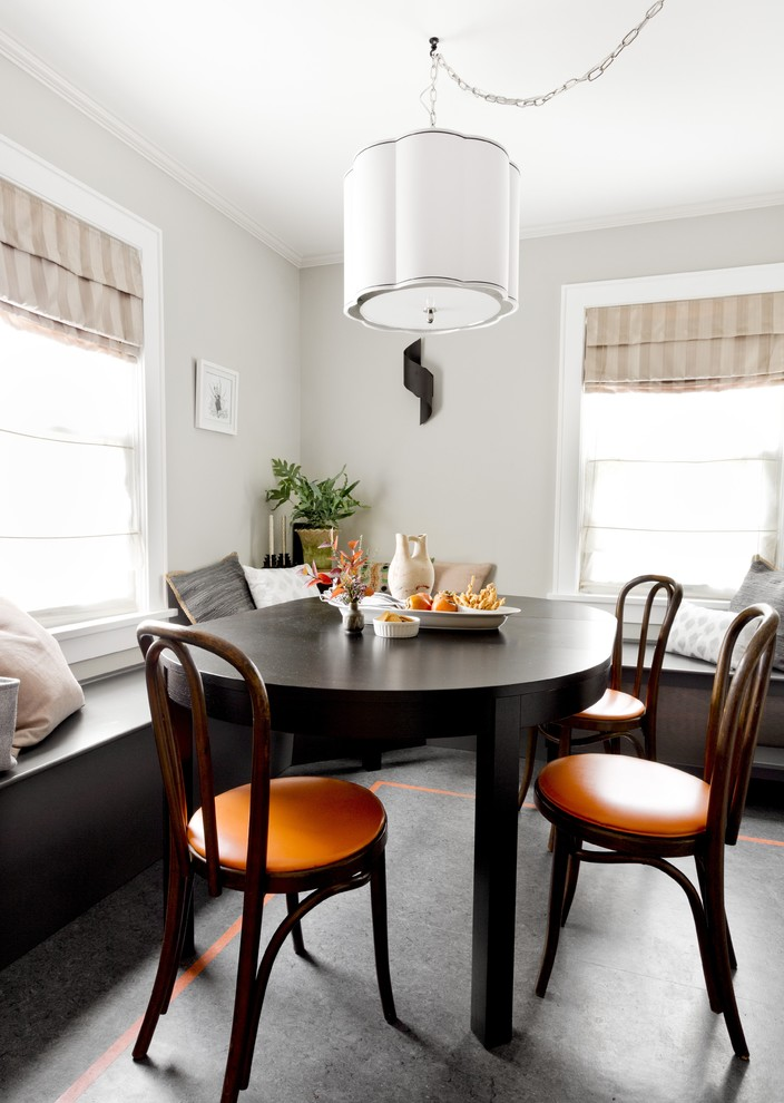 MODERN COUNTRY KITCHEN - Transitional - Dining Room - New ...