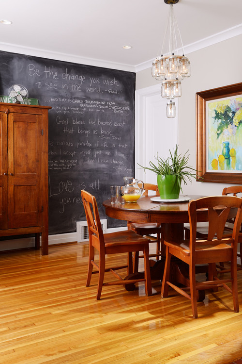 How To Make A Chalkboard Wall And Why You Should
