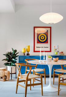 Modern Dane Contemporary Dining Room Minneapolis By Lucy Interior Design