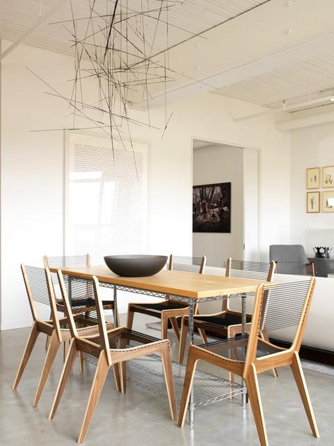 Attirant Great Room   Industrial Great Room Idea In Toronto