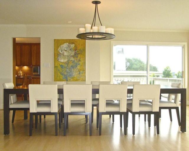 Dining Room | Zen Simplicity | Oakland, CA - modern - dining room ...