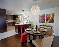 Modern Dining Room Style modern-dining-room