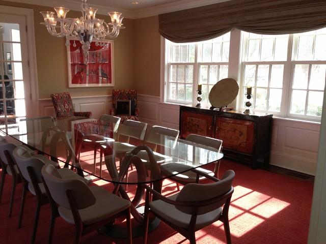 Modern Dining Room contemporary-dining-room