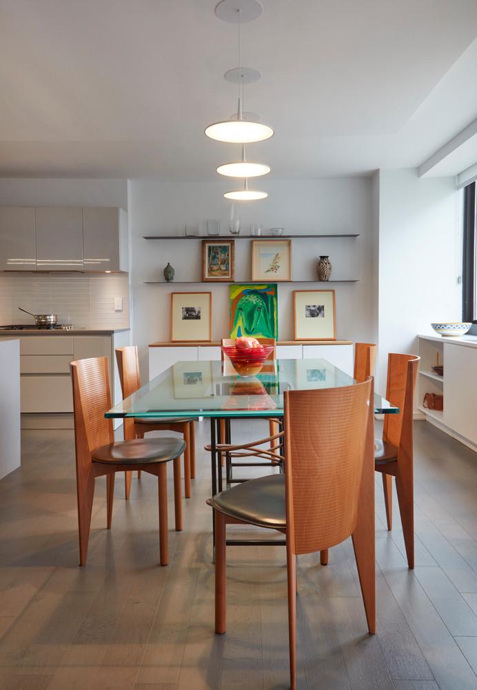 Modern Duplex Apartment Gut Renovation