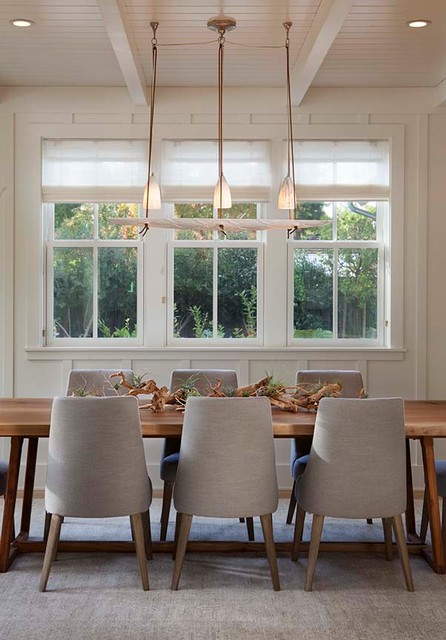 Modern Farmhouse   Landhausstil   Esszimmer   San Francisco   Von Modern  Organic Interiors