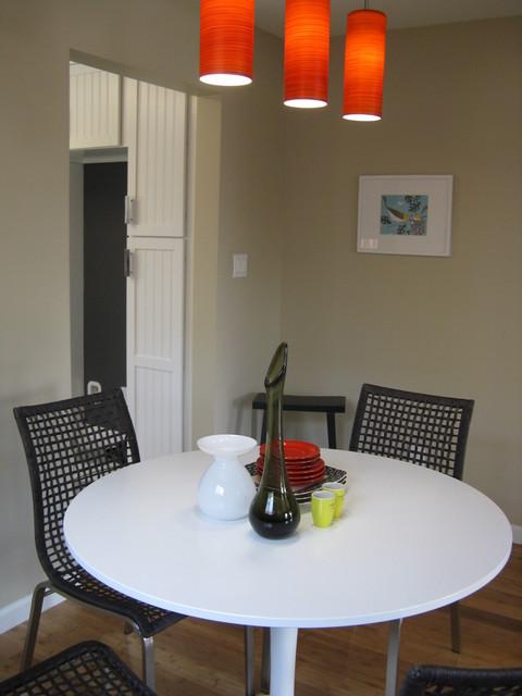 Modern Hipster Dining Room - Modern - Dining Room - los ...