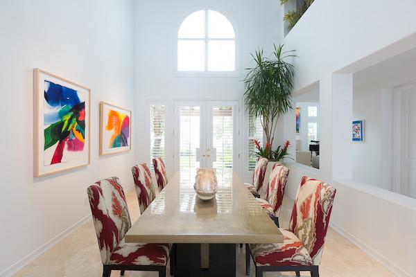 Modern home in Los Angeles
