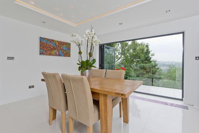 Modern Interiors modern-dining-room