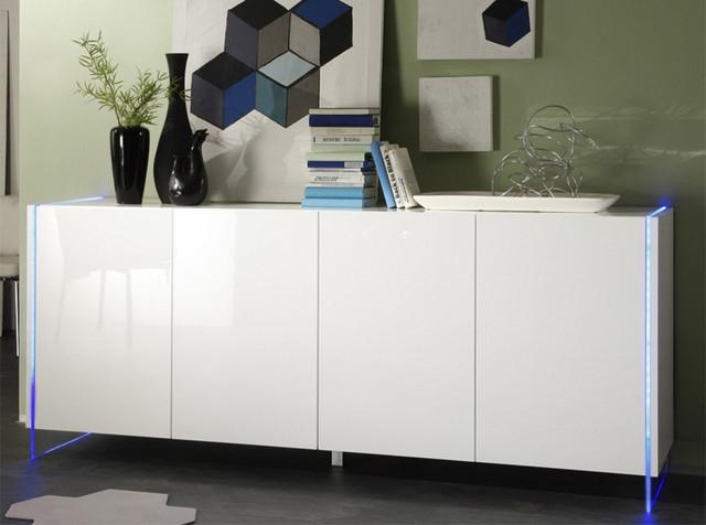 Modern Italian Sideboard Lumina By LC Mobili   $1,349.00 Minimalistisch  Esszimmer