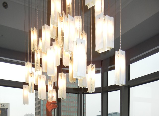MODERN LIVING ROOM CHANDELIERS, CONTEMPORARY LIGHTING FOR GREAT ...