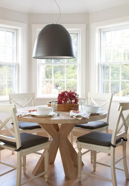 Modern Magic Farmhouse Dining Room Philadelphia By
