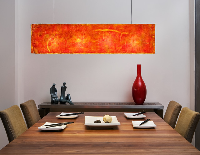 Contemporary Dining Chandelier By GalileeLighting Modern Dining Room