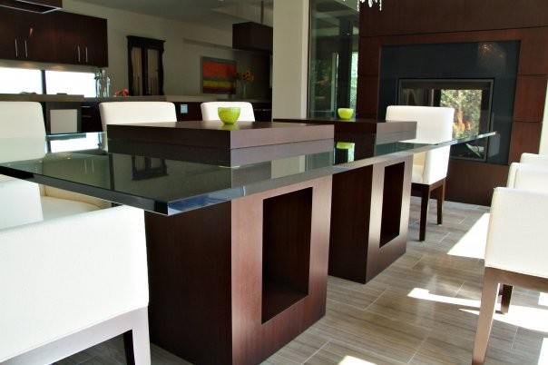 modern modern dining room toronto by wm e tyssen furniture
