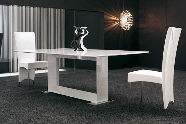 Monaco Marble Dining Table By Cattelan Italia Contemporary