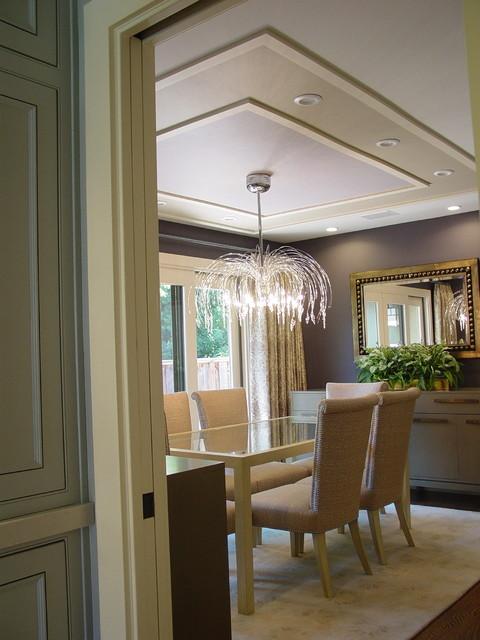 Monte Sereno Make Over!   Kavin Lane contemporary-dining-room