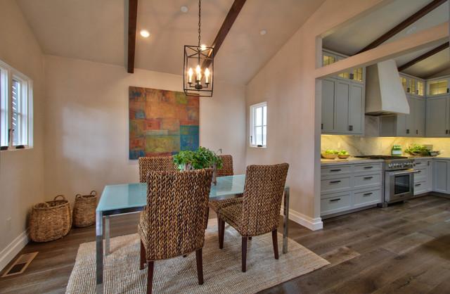 Monte Verde transitional-dining-room