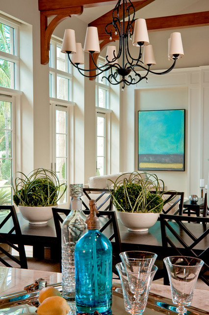 Monticello Naples : mediterranean dining room from www.houzz.com size 426 x 640 jpeg 126kB