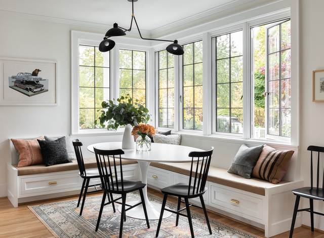 The Top 10 Dining Rooms On Houzz Right Now