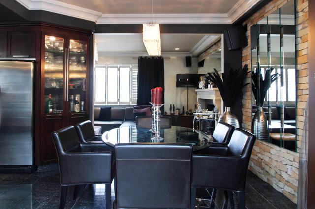 Montreal, QC: Escobar contemporary-dining-room