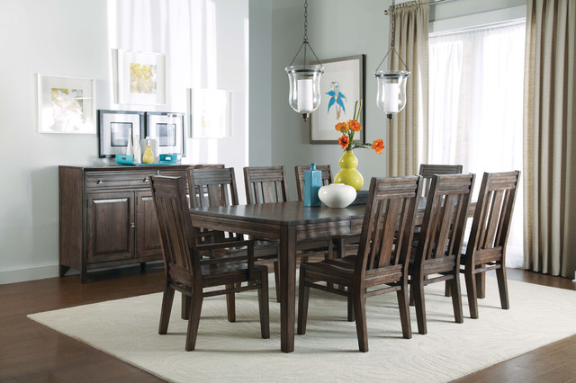 Montreat Dining Room With Sideboard