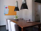 contemporary dining room My Houzz: Remodeling Modernizes a Neoclassical Dutch Home (15 photos)