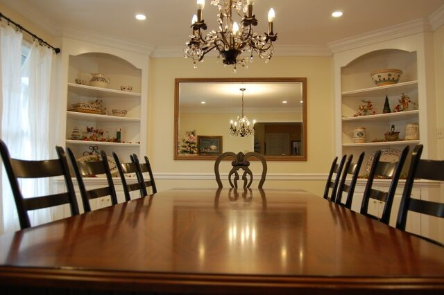 Moorestown nj residence home updates traditional for Updating a traditional dining room