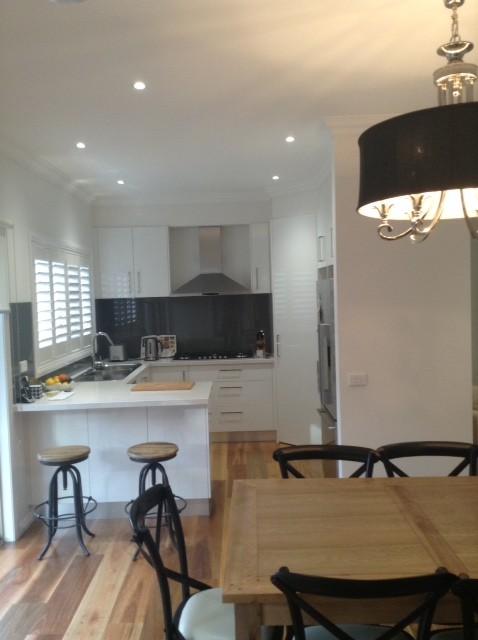 Mornington Peninsula : transitional dining room from houzz.com size 478 x 640 jpeg 53kB