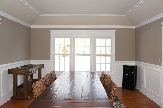 Moulding and Trim - Traditional - Dining Room - New York ...