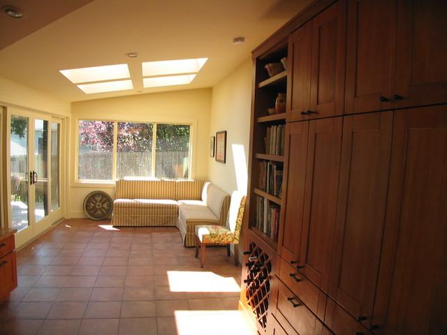 Mount Baker Remodel mediterranean-dining-room
