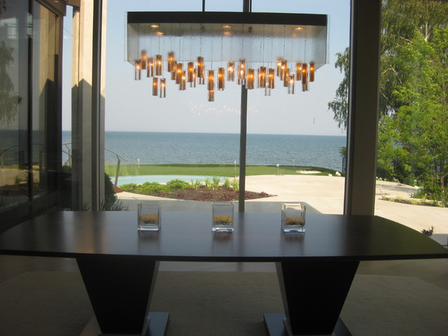 Dining Light Fixtures Fantastic Ideas Contemporary Dining Room ...