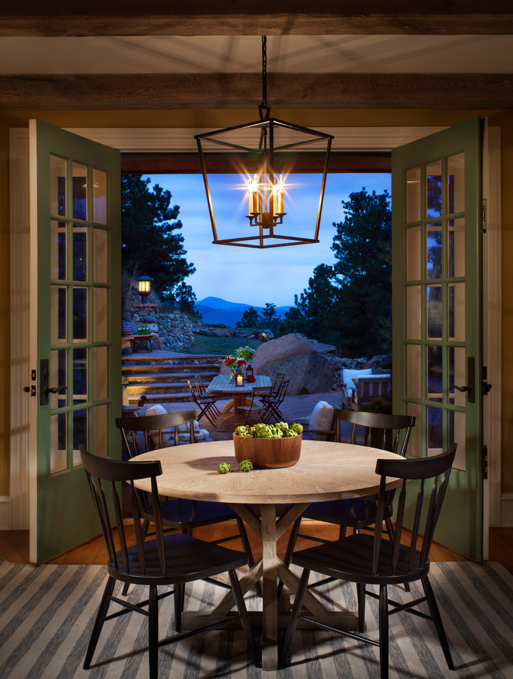 Mountain Lodge Rustic Dining Room, Mountain Lodge Dining Room Furniture