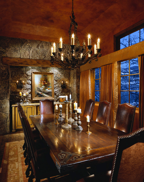 Mountain Lodge Traditional Dining, Mountain Lodge Dining Room Furniture