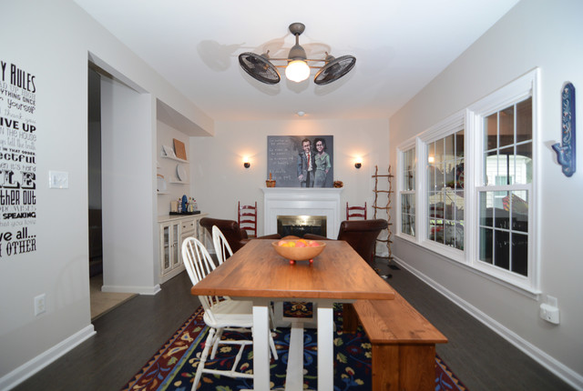 Multi-Rooms Remodeling - Asburn VA - Plainfield St. contemporary-dining-room