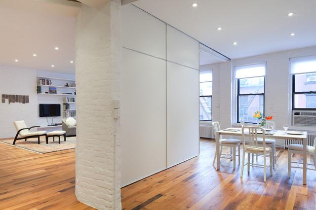 Munter Residence contemporary-dining-room